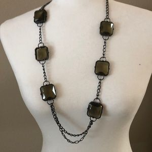 Chico's Stone Necklace
